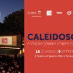#AreneDiRoma2019 – Caleidoscopio – Arena Casa del Cinema (16 giugno/9 settembre)