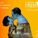#AreneDiRoma2019 – Arena L'Isola del Cinema (13 giugno/1 settembre)