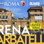 #AreneDiRoma2019 – Arena Garbatella (1 luglio – 8 settembre)