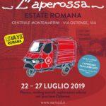 #AreneDiRoma2019 – L'Aperossa – Arena Centrale Montemartini (22-27 luglio)