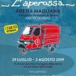 #AreneDiRoma2019 – L'Aperossa – Arena Magliana (29 luglio/ 2 agosto)