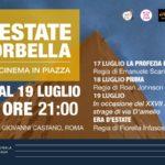 #AreneDiRoma – R-Estate a Tor Bella – Notti di cinema in Piazza – Arena Tor Bella Monaca (17-19 luglio)