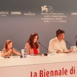 #Venezia76 – La vérité. Incontro con Kore-eda, Deneuve, Binoche e il cast