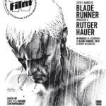 Rutger Hauer in copertina su Film Tv