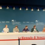#Venezia76 – Incontro con David Michôd e il cast di THE KING