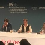 #Venezia76 – Incontro con Ciro Guerra, Johnny Depp e Mark Rylance per Waiting for the Barbarians