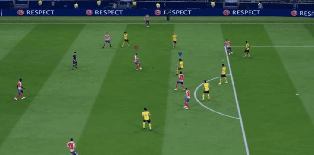 """Genericamente parlando, FIFA 20 si rivela meno """"tecnico"""" del rivale PES di quest'anno, ma è comunque realistico: e poi... è un vero piacere guardarlo!"""