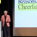 David Byrne e le sue Reasons to be Cheerful
