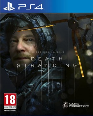Il packshot di Death Stranding (PS4)
