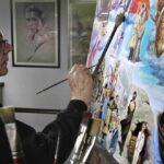L'ultimo uomo che dipinse il cinema, di Walter Bencini