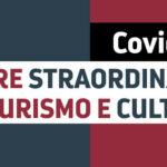 Gli aiuti alla cultura e al turismo previsti dal decreto