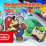 Annunciato da Nintendo Paper Mario: The Origami King