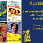 SEI PEZZI FACILI – STORIA DEL CINEMA E ANALISI DEL FILM Corso online della redazione di Sentieri selvaggi