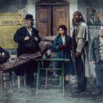 LAVORI IN CORSO.  Diabolik, Gabriele Mainetti, Michael Mann, Kristen Stewart / Larrain