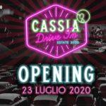 #AreneDiRoma2020 – Drive In Cassia (Luglio – Agosto)