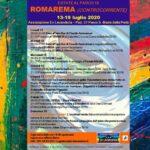 #AreneDiRoma2020 – RomaRema (controcorrente) (13 – 19 Luglio)