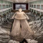 Omelia contadina: a San Gimignano la prima mostra dedicata a JR