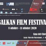 Balkan Film Festival a Roma dall'8 ottobre