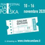 CiakPolska Film Festival online dal 10 al 16 novembre