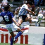 Blog NET NEUTRALITY – Diego Armando Maradona, permettete un pensiero poetico…