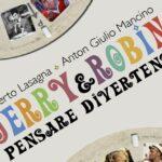 La comicità di Jerry Lewis e Robin Williams in libreria