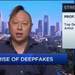 ZEBRA CROSSING. Hao Li, il tecnomante del deepfake