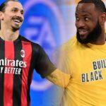 Ibrahimovic vs Lebron, lo sport è sempre politica