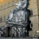JR e La Ferita di Palazzo Strozzi – Resistenza alla cultura negata