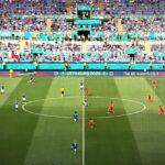 EURO 2020 – Nero a Metà