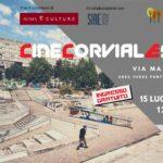 #AreneDiRoma2021 – CineCorvialestate (15 Luglio – 04 Agosto)