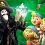 Capitan Sciabola e il diamante magico, di Marit Moum Aune e Rasmus A. Sivertsen