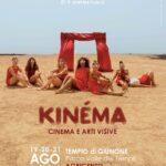 Kinéma, dal 19 agosto nel parco della Valle dei Templi