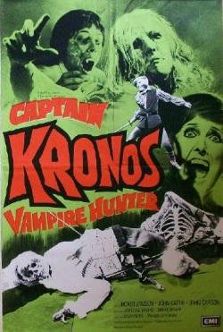 Risultati immagini per Cacciatore di Vampiri - Capitan Kronos