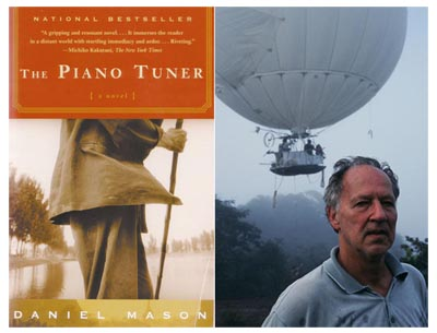 The piano tuner - Werner Herzog