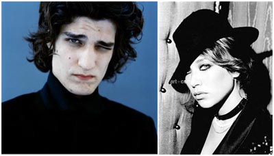 Louis Garrel & Laura Smet