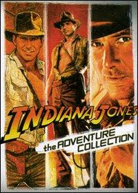 Indiana Jones - the adventure collection - la trilogia
