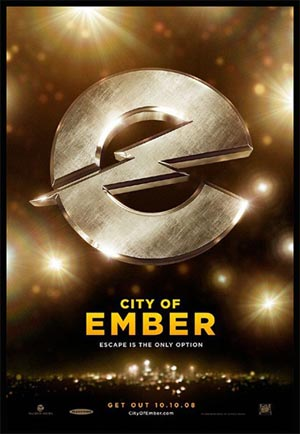 City of Ember - poster
