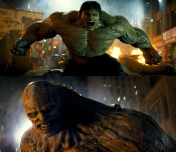 Hulk vs Abominio