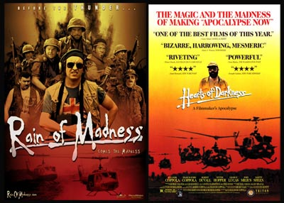 Heart of darkness madness vs sanity