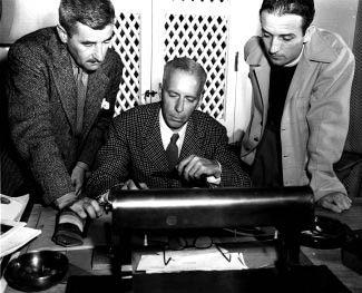 William Faulkner e Howard  Hawks