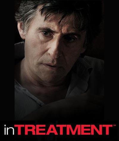 "Gabriel Byrne nella serie tv ""In treatment"""