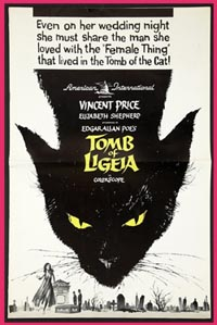 The Tomb of Ligeia - poster