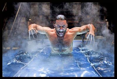 "Hugh Jackman in ""X-Men Origins: Wolverine"""