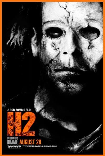 Halloween 2 - teaser poster