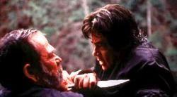 Benicio Del Toro in The Hunted di William Friedkin