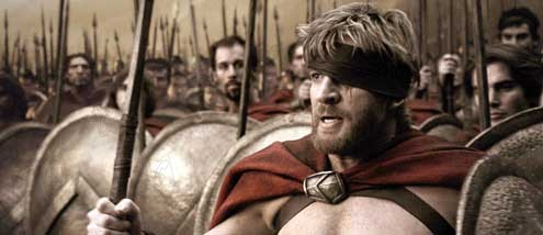David Wenham in 300
