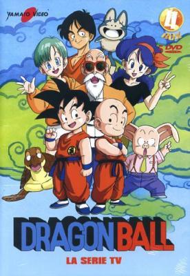 Dragon Ball_DVD italiano