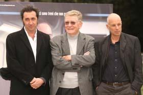 Paolo Sorrentino Ermanno Olmi e Gabriele Salvatores