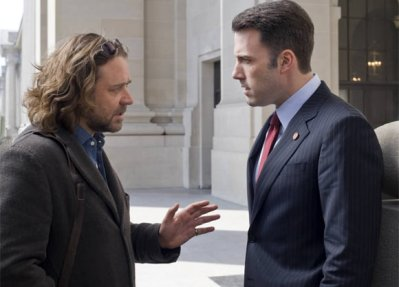 state of play Russell Crowe e Ben Affleck