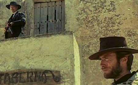 Per qualche dollaro in più con Clint Eastwood